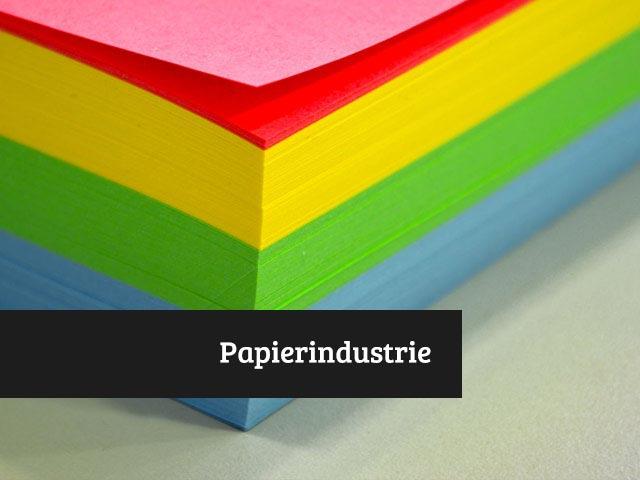 Papierindustrie-Erdelt